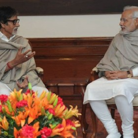 amitabh-modi-meeting