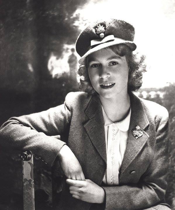 PRINCESS ELIZABETH1942