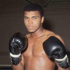 boxer muhammad ali