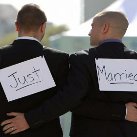 gay marriage movement