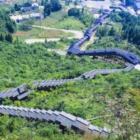 world longest escalator
