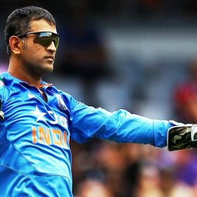 ms dhoni captain