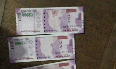 new notes without gandhi