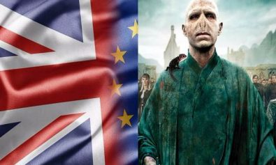 brexit resemblance with harry potter