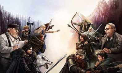 Game of Thrones vs The Lord of the Rings